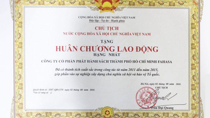 huan chuan hang nhat