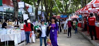 Mở cửa Hội sách TP.HCM tại công viên Lê Văn Tám