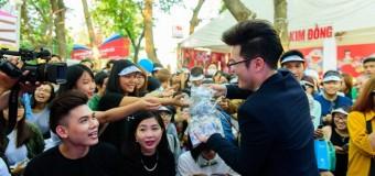 'Nhà văn trẻ Việt Nam đang chiếm lĩnh thị trường sách'